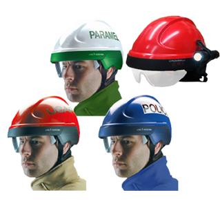 ER1レスポンスヘルメット WCER‐1