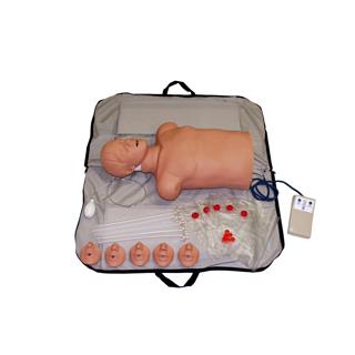 CPR訓練人形 エリック 表示器付WEK-7