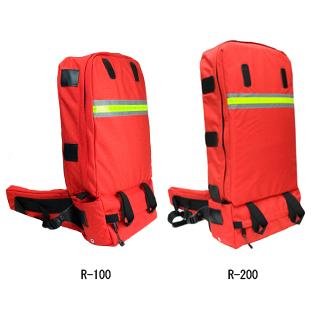 レスキューバックパック R-100/R-200