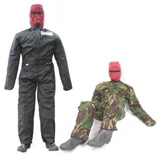 救急・災害救助訓練人形 タフ・ダミー 標準仕様 WRL-G30/WRL-G50/WRL-G70
