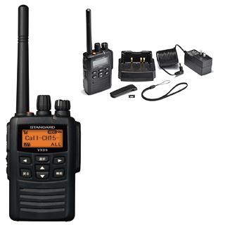 簡易無線機 VXD-9