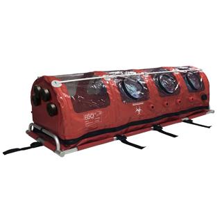陽・陰圧装置付搬送具(アイソレーター) バイオトランスポートバッグ WEG-40S